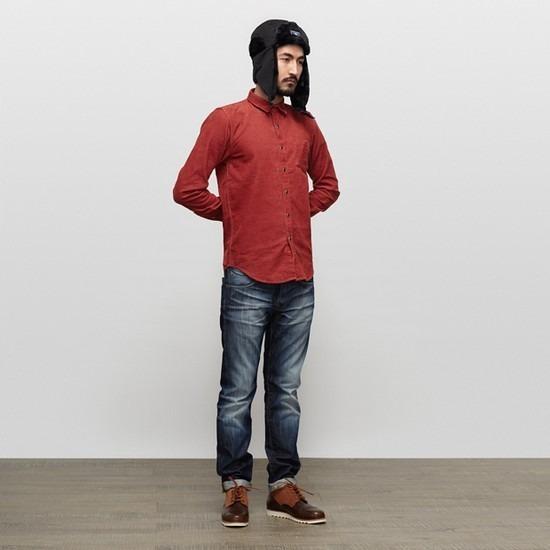 Магазин Kixbox опубликовал лукбук осенне-зимней коллекции одежды. Изображение № 8.