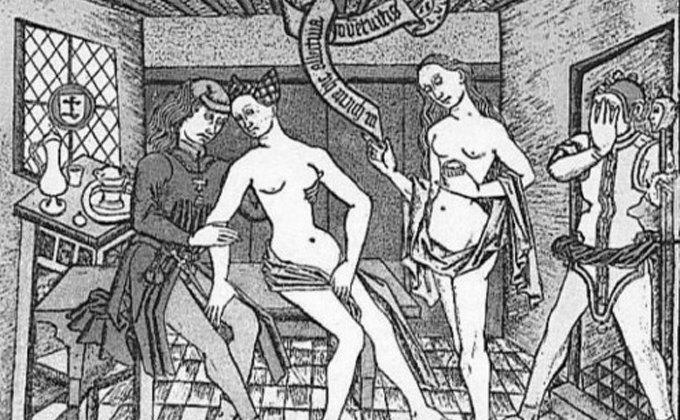 Священные блудницы: Как работала проституция в Древнем Египте, Риме и Вавилоне. Изображение № 3.