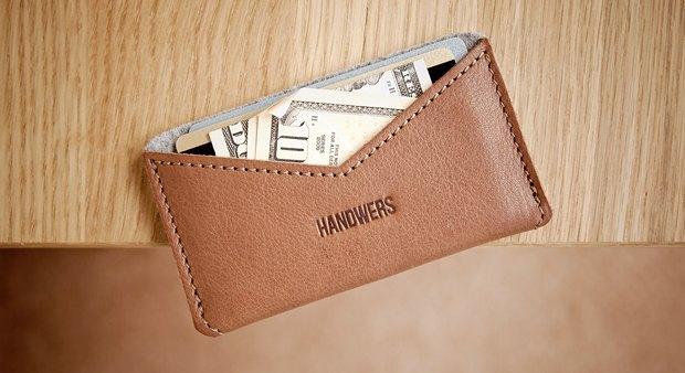 Новая марка: Кожаные аксессуары Handwers. Изображение № 18.