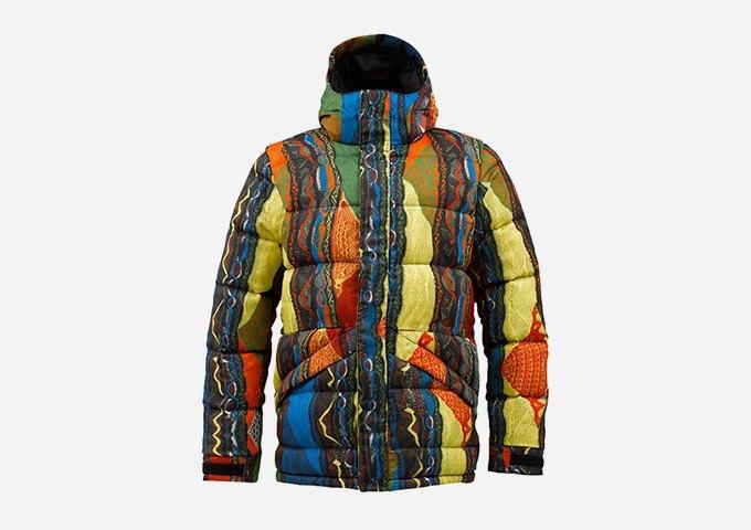 Возвращение Coogi, или Как австралийский свитер вырвиглаз снова вошёл в моду. Изображение № 8.
