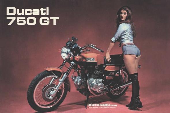Рекламный проспект Ducati. Изображение №7.