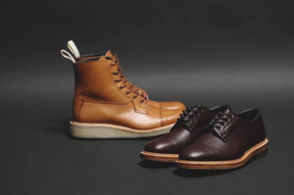 Новая коллекция ботинок марки Tricker's. Изображение № 1.