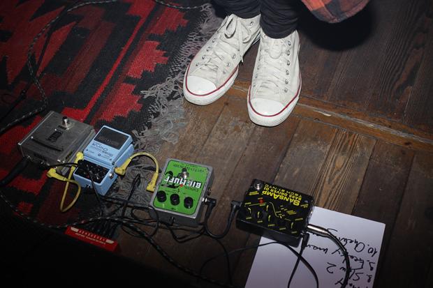 Детали: Репортаж с вечеринки Punk Yard в клубе «Солянка». Изображение № 5.
