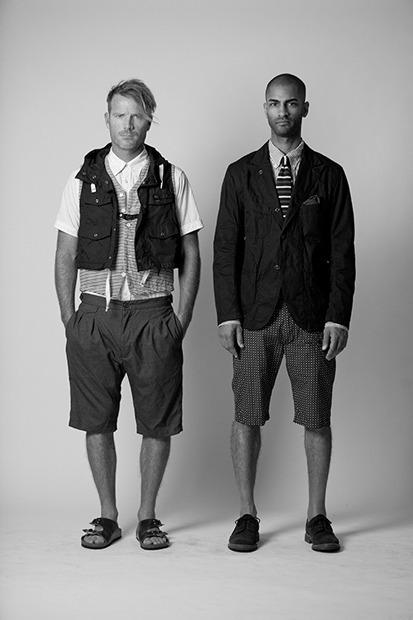 Марка Engineered Garments представила новую коллекцию на весну будущего года. Изображение № 5.