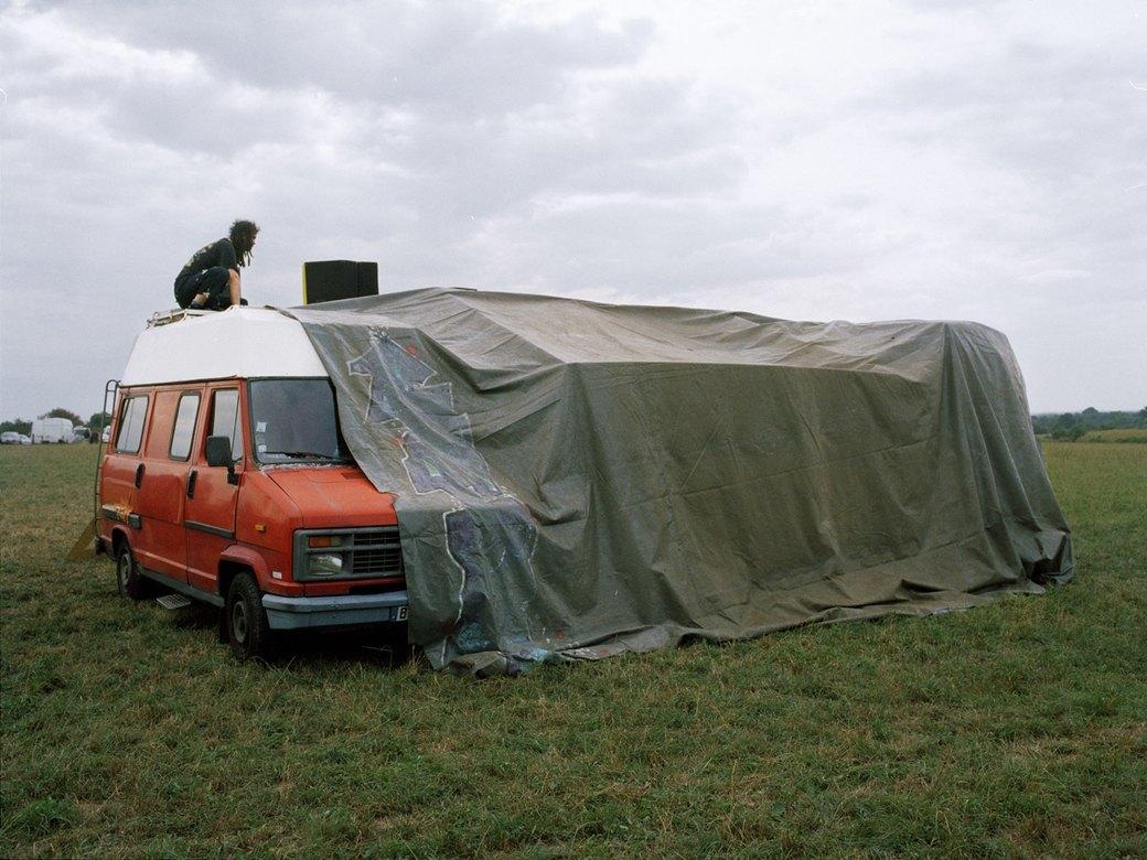 Лесные братья: Номадические вечеринки в сельской Франции. Изображение № 17.