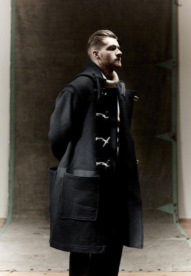 Марка Nigel Cabourn выпустила лукбук осенней коллекции одежды. Изображение № 8.
