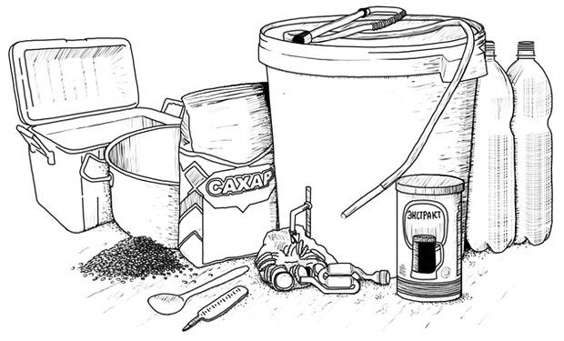 Совет: Как сварить домашнее пиво. Изображение № 6.
