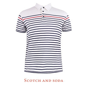 Заказное дело: 10 полосатых рубашек-поло в интернет-магазинах. Изображение № 2.