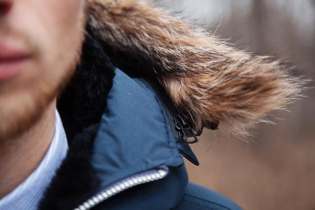 Магазин FOTT представил лукбук коллекции курток, выпущенных совместно с маркой Spiewak. Изображение № 5.