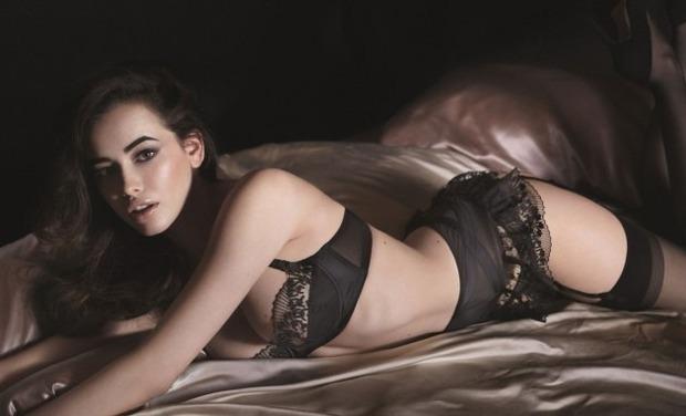 Австралийская модель Сара Стивенс снялась в рекламе марки Myla. Изображение № 16.