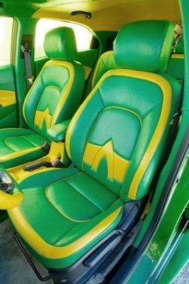 Kia показала пять из восьми «супергеройских» автомобилей. Изображение № 31.