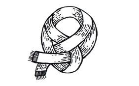 How to: Как завязать шарф. Изображение №27.