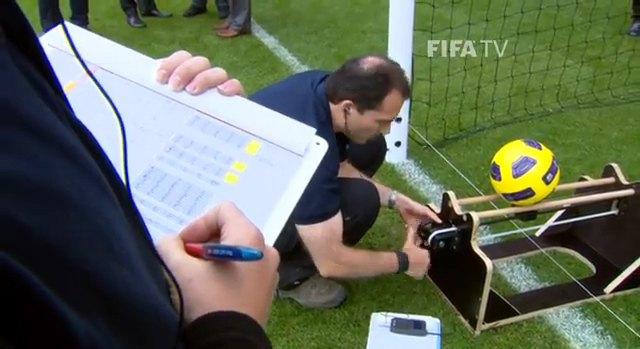 Фиксировать голы на будущем чемпионате мира по футболу будет электроника. Изображение № 3.