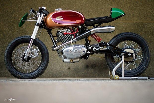 Ателье Radical Ducati прекращает работу. Изображение № 8.