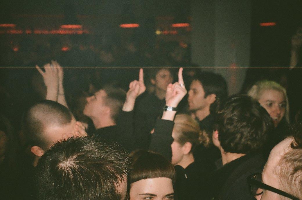 Фоторепортаж: «Дисциплина» в клубе Coin. Изображение № 1.