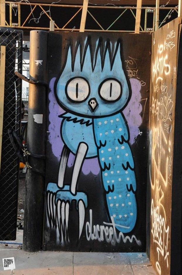 Google Street Art: Онлайн-музей граффити под открытым небом. Изображение № 38.