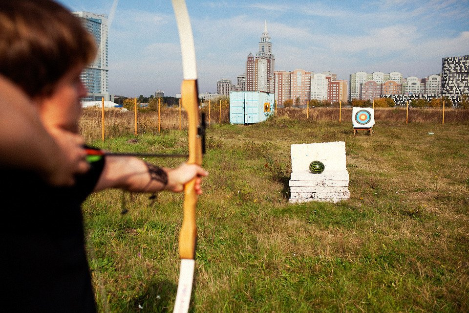 Контрольный выстрел: Как я стрелял в центре Москвы. Изображение № 15.