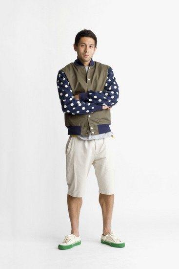 Марка Billionaire Boys Club опубликовала лукбук весенней коллекции одежды своей линейки Bee Line. Изображение № 13.