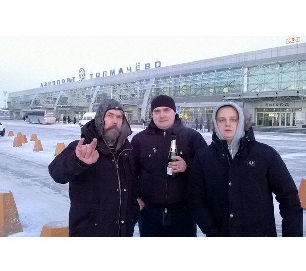 Сергей «Паук» Троицкий задержан за дебош в новосибирском аэропорту. Изображение № 4.