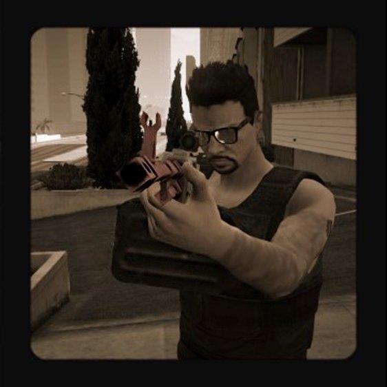 Агентство Media Lense: Фоторепортажи из горячих точек и бандитских районов в GTA V Online. Изображение № 9.