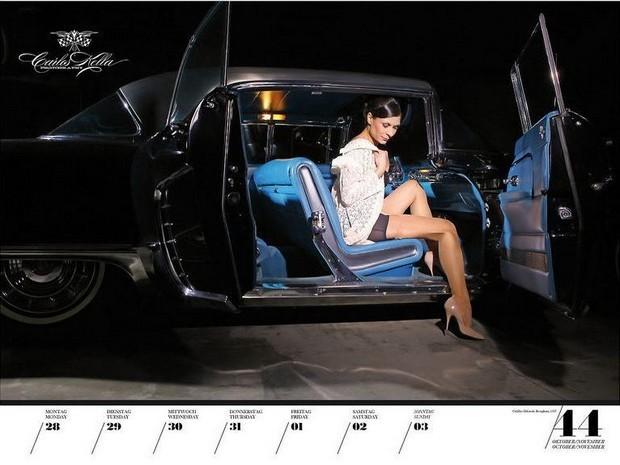 10 эротических календарей на 2013 год. Изображение № 74.