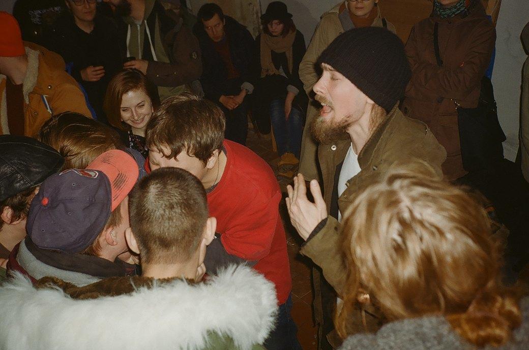 Фоторепортаж: Боровик Ералаш и The Cold Dicks на фестивале «Переугар». Изображение № 14.