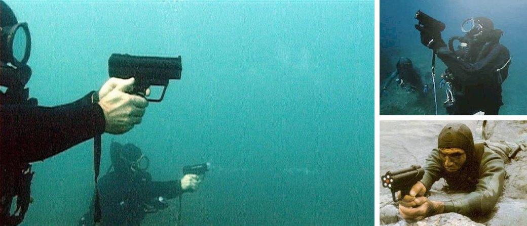 Подводная братва: Все о вооружении боевых пловцов. Изображение № 7.
