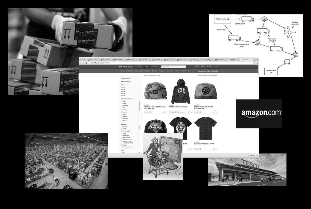 Как будут выглядеть магазины и процесс покупок в будущем. Изображение № 1.