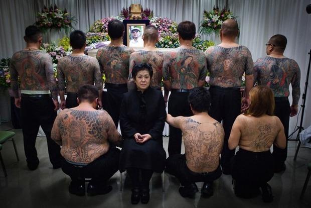 Вышла книга о традиционных японских татуировках. Изображение № 3.