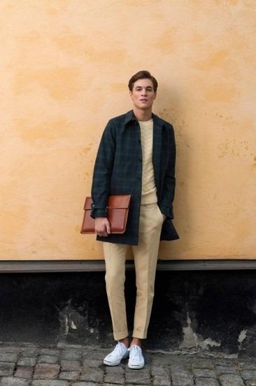Марка Gant Rugger представила лукбук весенней коллекции одежды. Изображение № 15.