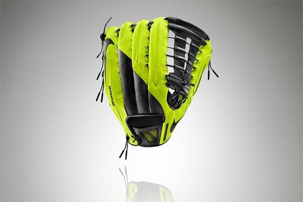 Технологи Nike разработали ультрасовременную бейсбольную перчатку. Изображение № 1.
