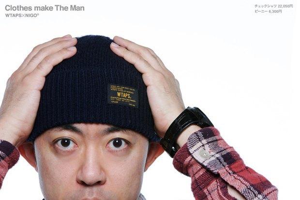 Дизайнер Ниго снялся в новом лукбуке марки Wtaps. Изображение № 10.