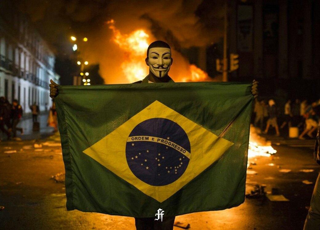 Низы не хотят: Что не так с чемпионатом мира по футболу в Бразилии. Изображение № 3.
