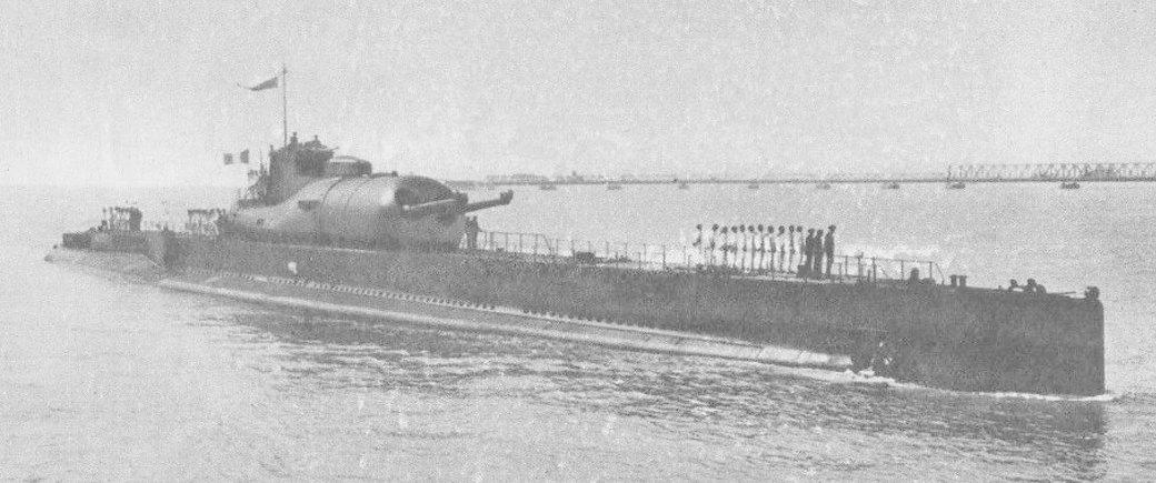 Подводный авианосец I-400: История японского супероружия Второй мировой войны. Изображение № 3.