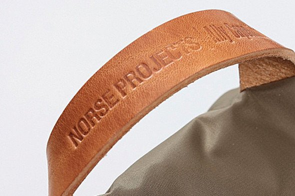 Новая модель рюкзака марки Norse Projects и бренда Ally Capellino. Изображение № 2.