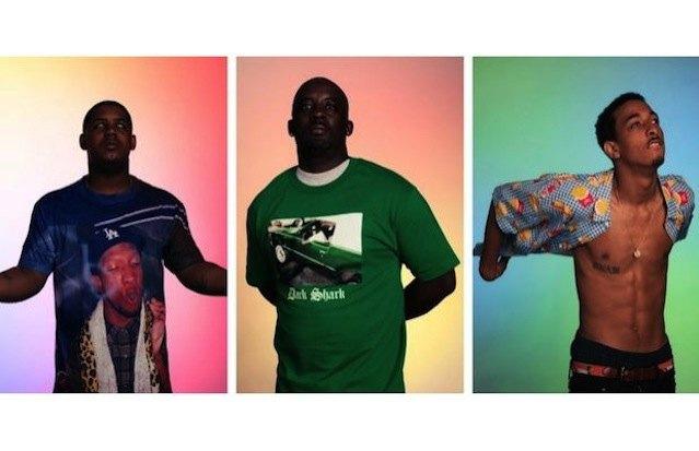 Хип-хоп-команда Odd Future опубликовала лукбук новой коллекции. Изображение № 7.