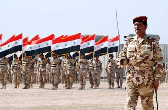 Военное положение: Одежда и аксессуары солдат в Ираке. Изображение № 68.