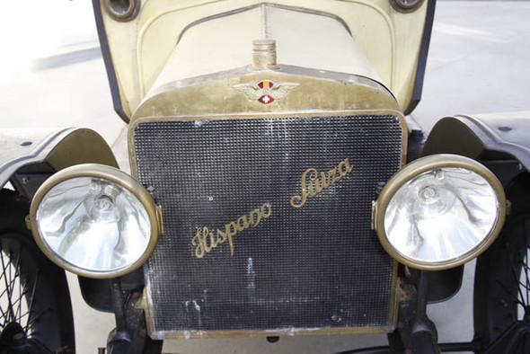 Старейший в мире спорткар выставлен на продажу. Изображение № 11.