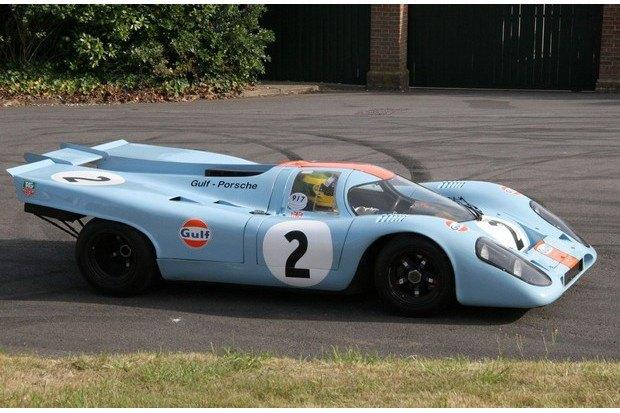 Porsche 917. Изображение № 15.