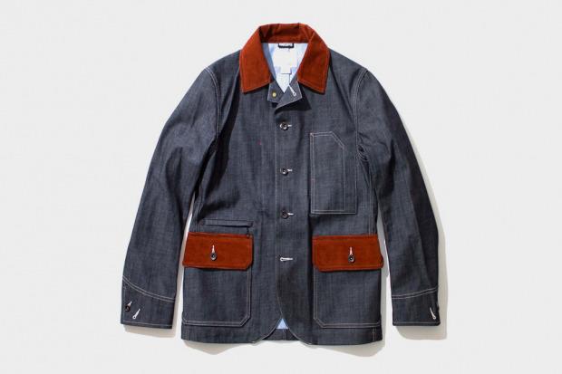 Японская марка Nanamica выпустила осеннюю коллекцию одежды. Изображение № 1.