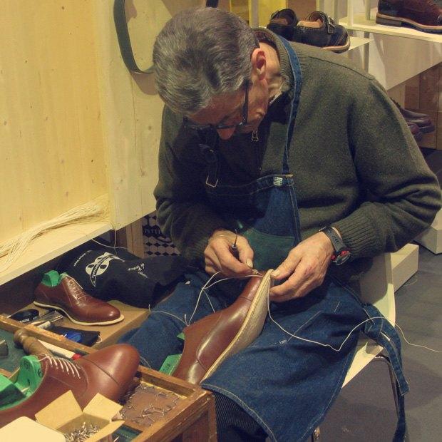Второй день Pitti Uomo 2013: Юбилей Ben Sherman, павильон мастеров ручной работы и многое другое. Изображение № 12.