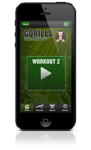 Быстрее, выше, сильнее: 7 мобильных приложений для спортивных тренировок. Изображение № 7.