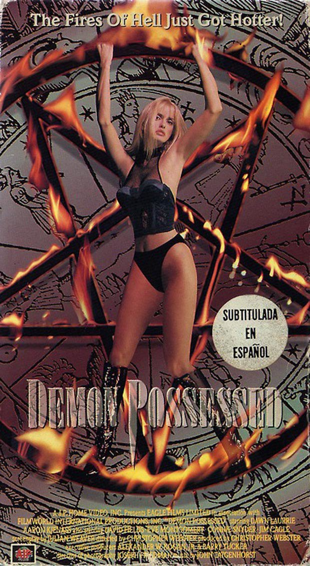 VHS Cover Junkie: Tumblr-блог коллекционера обложек видеокассет . Изображение № 9.