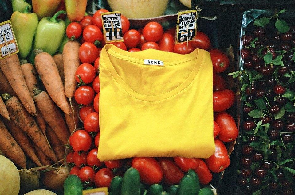 Самый сок: Ревизия цветных футболок. Изображение № 2.
