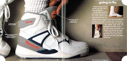 Эволюция баскетбольных кроссовок: От тряпичных кедов Converse до технологичных современных сникеров. Изображение № 60.