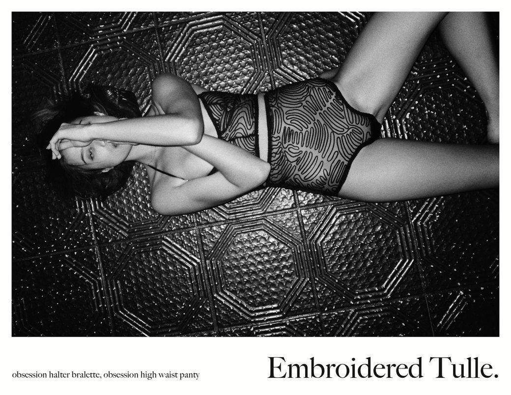 Эротический фотограф Хенрик Пурьенн снял лукбук женского белья для марки For Love & Lemons. Изображение № 3.