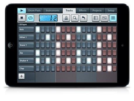 Нажми на кнопку: 10 приложений для создания музыки. Изображение № 6.