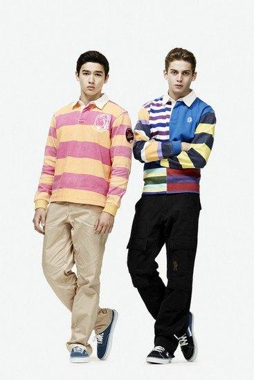Марка Billionaire Boys Club опубликовала лукбук весенней коллекции одежды. Изображение № 9.