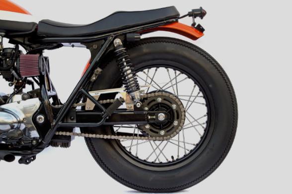 Мотоцикл Kawasaki W650 мастерской Deus Ex Machina. Изображение № 5.