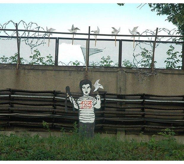 Умер уличный художник Паша 183. Изображение № 18.